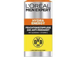 L OREAL PARIS MEN EXPERT Feuchtigkeitspflege 24H Anti Muedigkeit BVB Edition