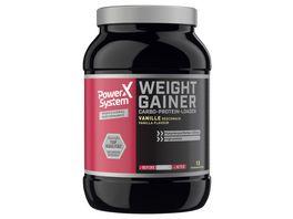POWER SYSTEM Shake Weight Gainer Vanille