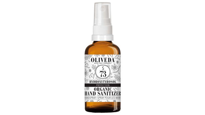 Oliveda Hygiene Hand Spray