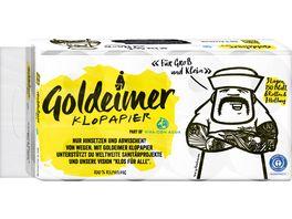 Goldeimer Recycling Klopapier 3 Lagig