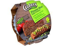 Cakees fertig gebackenes Fitness Brot aus Hafer Vollkorn