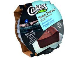 Cakees Sweet Protein Chocolate Cheesecake ohne Zucker