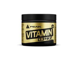 PEAK Vitamin D3 K2