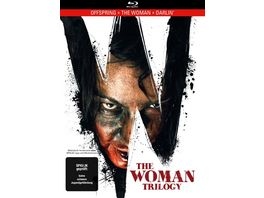The Woman Trilogy Limited Collector s Edition im Mediabook Uncut 3 BRs
