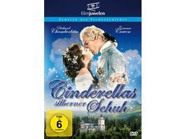 Cinderellas silberner Schuh Filmjuwelen