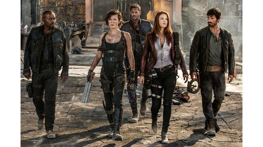 Resident Evil 1 6 6 BRs