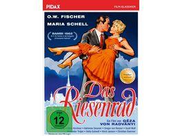 Das Riesenrad Preisgekroentes Filmdrama ausgezeichnet mit dem PRAeDIKAT WERTVOLL Pidax Film Klassiker