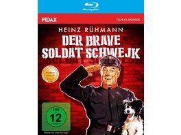 Der brave Soldat Schwejk Beruehmte mit dem PRAeDIKAT WERTVOLL ausgezeichnete Romanverfilmung mit Starbesetzung Pidax Film Klassiker