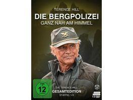 Die Bergpolizei Die Terence Hill Gesamtedition Fernsehjuwelen 13 DVDs