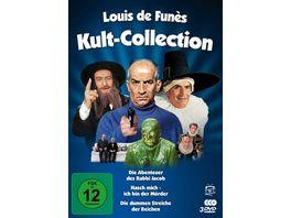 Louis de Funes Kult Collection 3 legendaere Kultfilme 3 DVDs Filmjuwelen