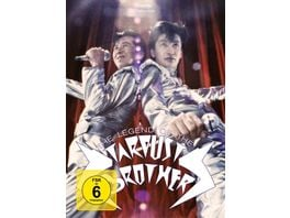 The Legend of the Stardust Brothers Special Edition DVD