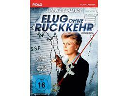 Flug ohne Rueckkehr Shootdown Aufregendes Drama nach wahren Begebenheiten mit Angela Lansbury bek aus MORD IST IHR HOBBY Pidax Film Klassiker