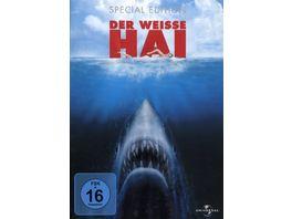 Der weisse Hai 1 SE