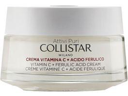 COLLISTAR Vitamin C Ferulic Acid Cream