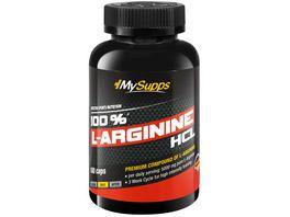 My Supps 100 L Arginine HCL