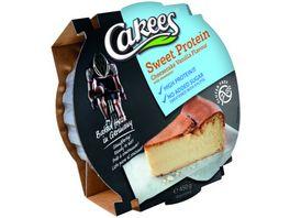 Cakees Sweet Protein Cheesecake Vanilla Flavour