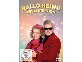 Hallo Heino Gesamtedition Die komplette Show Reihe Alle 26 Ausgaben inkl Best of Fernsehjuwelen 6 DVDs