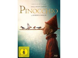 Pinocchio 2 Disc Limited Collector s Edition im Mediabook DVD