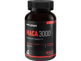 Body Attack Maca 3000