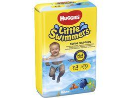 HUGGIES Schwimmwindel Little Swimmers Groesse 2 3 3 8 kg