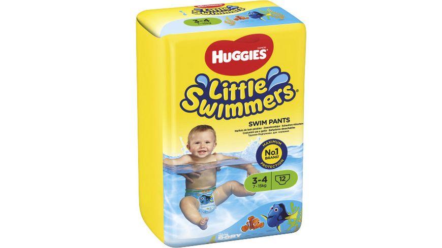 Little Swimmers Gr.3-4, 12 St.