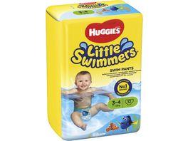 HUGGIES Schwimmwindel Little Swimmers Groesse 3 4 7 15 kg