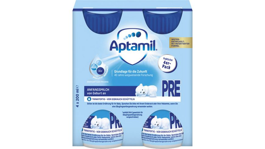 Aptamil Pronutra ADVANCE 2 Folgemilch nach dem 6. Monat