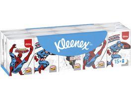 KLEENEX Disney 15x7 Mini Taschentuecher