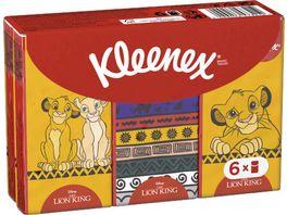 KLEENEX Disney 6x9 Taschentuecher