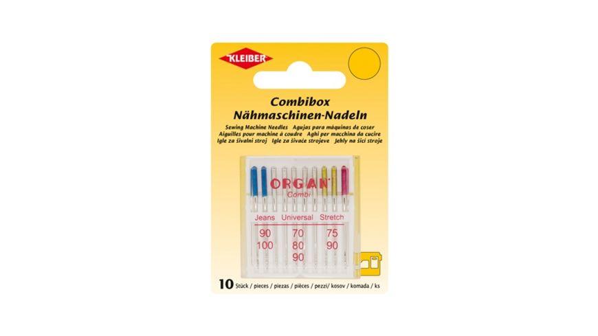 Kleiber Combibox Nähmaschinen-Nadeln