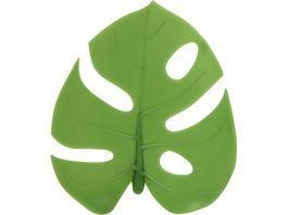 Kikkerland Monstera Blatt Partypicker