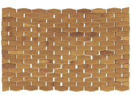WESTMARK Bambus Tischset Trapez Tapas Friends 45 x 29 cm