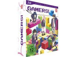 Gamers Vol 1 Sammelschuber Limited Edition