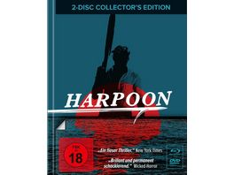 Harpoon Mediabook Cover B DVD