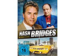 Nash Bridges Staffel 4 Episode 55 78 6 DVDs