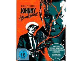 Johnny Handsome Der schoene Johnny Mediabook DVD 2 BRs