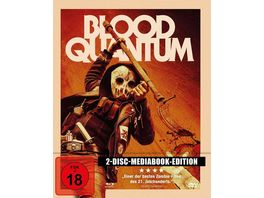Blood Quantum Mediabook DVD