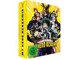 My Hero Academia 1 Staffel Gesamtausgabe DVD Box 3 DVDs