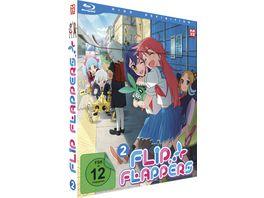 Flip Flappers Blu ray Vol 2
