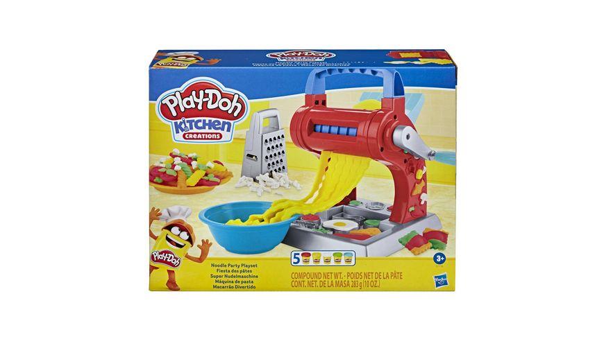 Hasbro Play Doh Super Nudelmaschine