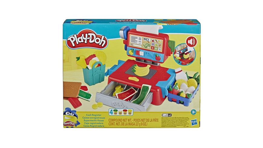 Hasbro Play Doh Supermarkt Kasse
