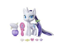 Hasbro My Little Pony Rarity mit magischer Maehne