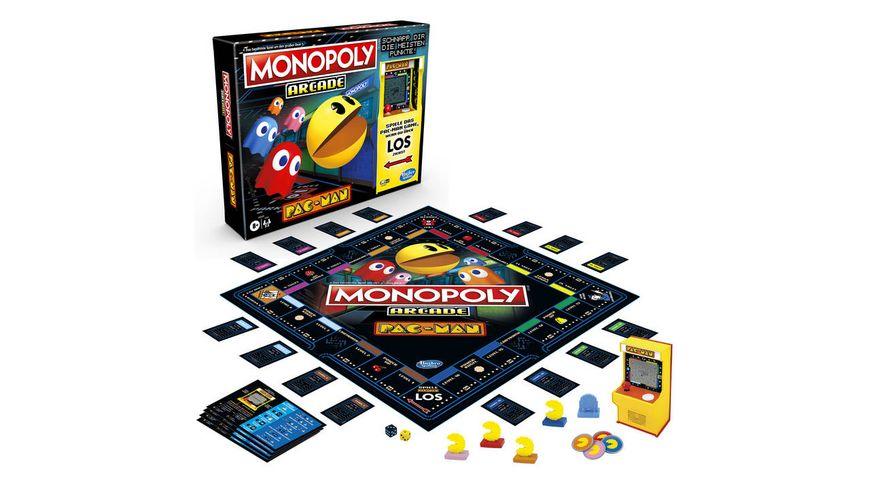 Hasbro - Monopoly Arcade PAC-MAN