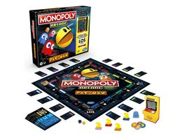 Hasbro Monopoly Arcade PAC MAN