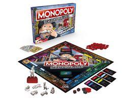 Hasbro Monopoly fuer schlechte Verlierer