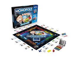 Hasbro Monopoly Banking Cash Back
