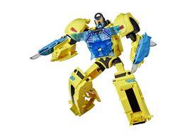 Hasbro Transformers Bumblebee Cyberverse Adventures Officer Klasse Bumblebee