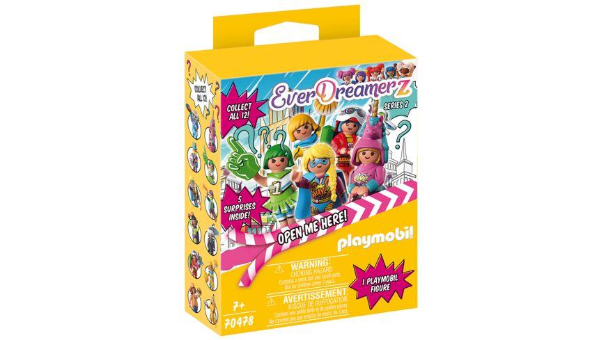 PLAYMOBIL 70478 - EverDreamerz - Überraschungsbox - Comic World
