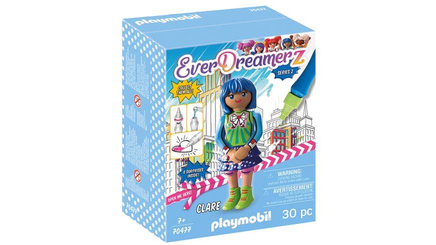 PLAYMOBIL 70477 - EverDreamerz - Clare - Comic World