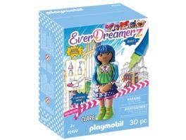 PLAYMOBIL 70477 EverDreamerz Clare Comic World